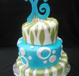 1024x1365px Sweet 16 Birthday Cake Designs Picture in Birthday Cake
