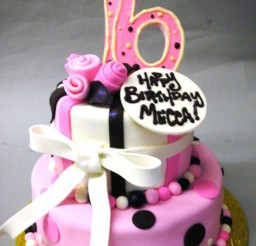 1024x1493px Sweet 16 Birthday Cakes Ideas Picture in Birthday Cake