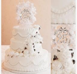 1024x1024px Sylvia Brookshires Wedding Cakes Picture in Wedding Cake