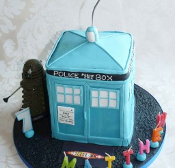 1024x1321px Tardis Birthday Cake Picture in Birthday Cake