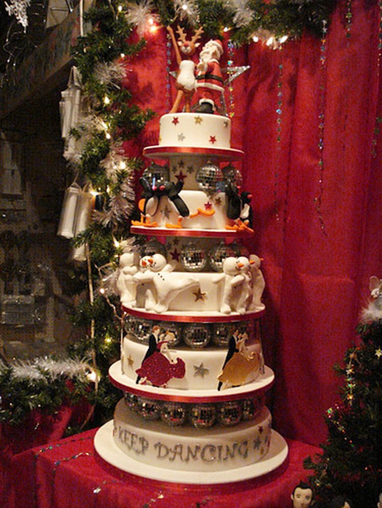 Tasty Wedding Cakes Picture in Wedding Cake
