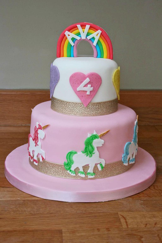 Cake Ideas For Birthdays : Unicorn Birthday Cake Ideas Birthday Cake - Cake Ideas by ...