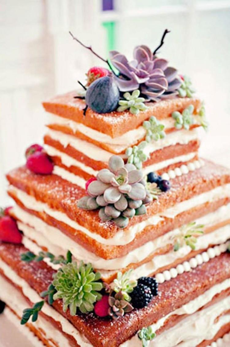 Unique Wedding Cake Ideas Picture in Wedding Cake