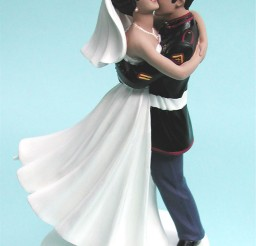 1024x1510px Unique For Marine Wedding Cake Toppers Picture in Wedding Cake