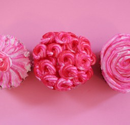 1024x683px Valentine's Day Swirled Cupcakes Picture in Valentine Cakes