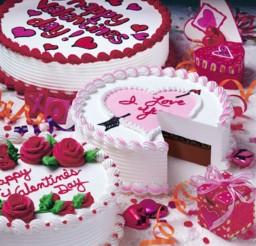1024x1024px Valentines Cake Picture in Valentine Cakes