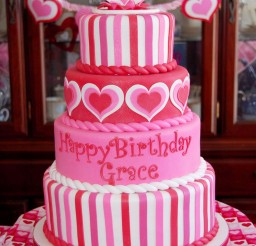 1024x1539px Valentines Cake For Birthday Picture in Birthday Cake
