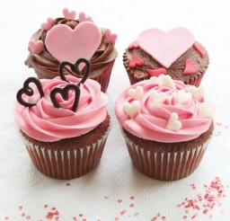 1024x680px Valentines Cupcakes Picture in Valentine Cakes
