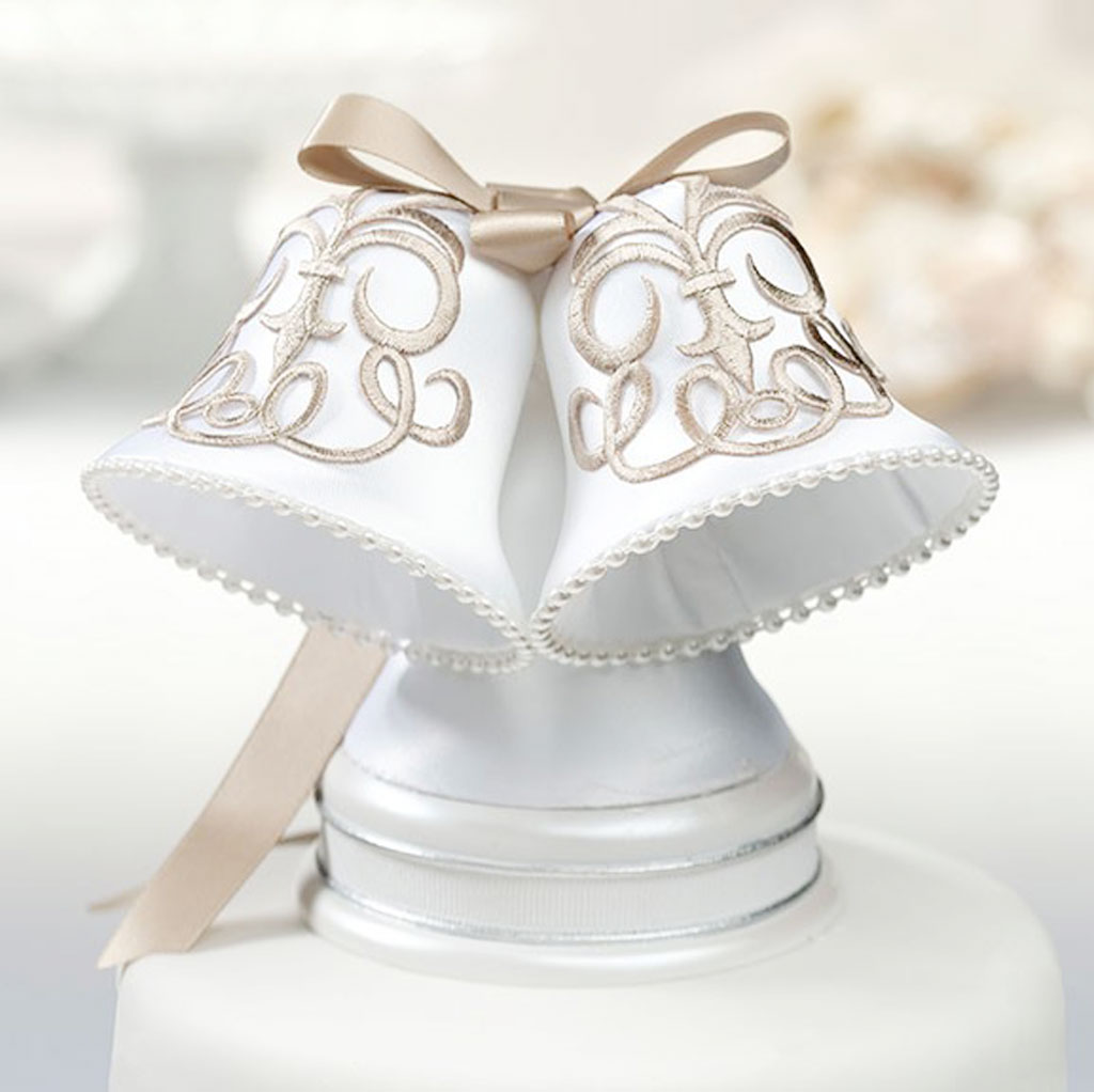 wedding cakes with bells wedding cake topper bells wedding cake cake ideas by 25978