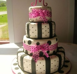 1024x1365px Wedding Cake By St. Louis Picture in Wedding Cake