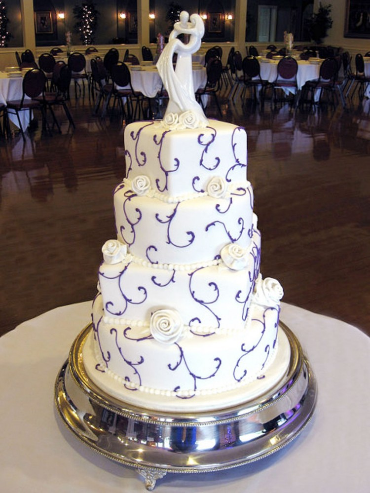 Wedding Cakes Rhode Island Picture in Wedding Cake
