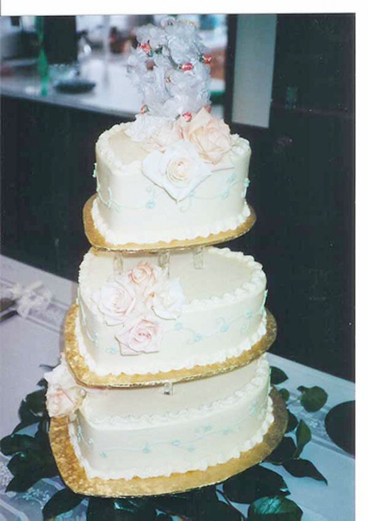 Wedding Cakes On Valentines Day 3 Picture in Wedding Cake