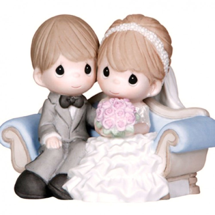 Wedding Figurines And Cake Toppers Precious Moments Picture in Wedding Cake