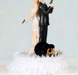 1024x1280px Western Cowboy Wedding Cake Topper Picture in Wedding Cake