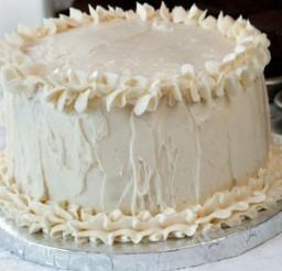 1024x770px White Wedding Cake Picture in Wedding Cake
