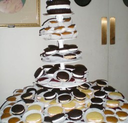 1024x1364px Whoopie Pie Wedding Cakes Concept Picture in Wedding Cake