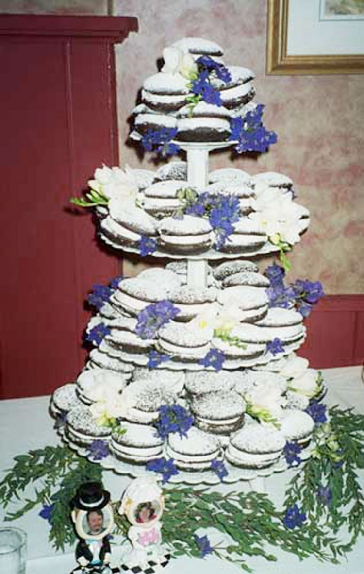 Whoopie Pies For Wedding Picture in Wedding Cake