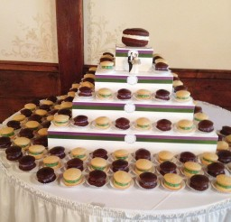 1024x1365px Whoopie Pie Wedding Cake Picture in Wedding Cake
