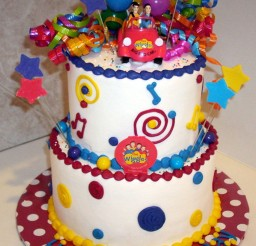 1024x1348px Wiggles Birthday Cake Decoration Picture in Birthday Cake