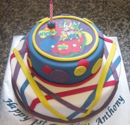 1024x990px Wiggles Birthday Cakes 1 Picture in Birthday Cake