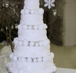 1024x1562px Winter Themed Wedding Cakes Picture in Wedding Cake