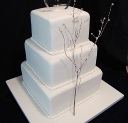 1024x1365px Winter Themed Wedding Cakes Photo Picture in Wedding Cake