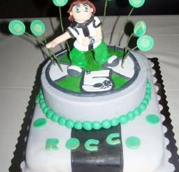 1024x1365px Ben 10 Birthday Cake Ideas Picture in Birthday Cake