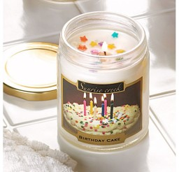 1024x1024px Birthday Cake Scent Candle Picture in Birthday Cake