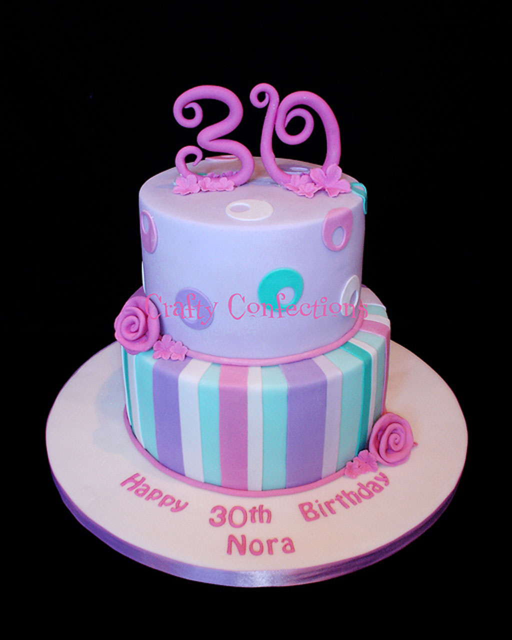 Birthday Cakes For 30 Year Old Woman Birthday Cake Cake Ideas by