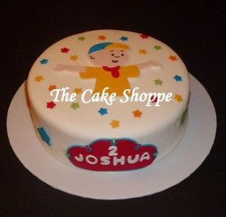 1024x842px Caillou Birthday Cake Decoration Picture in Birthday Cake