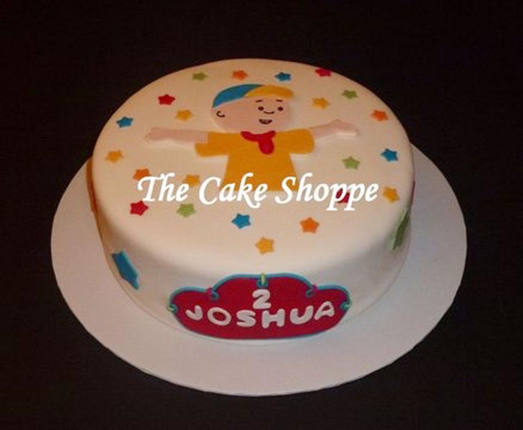 Caillou Birthday Cake Decoration Birthday Cake Cake Ideas by