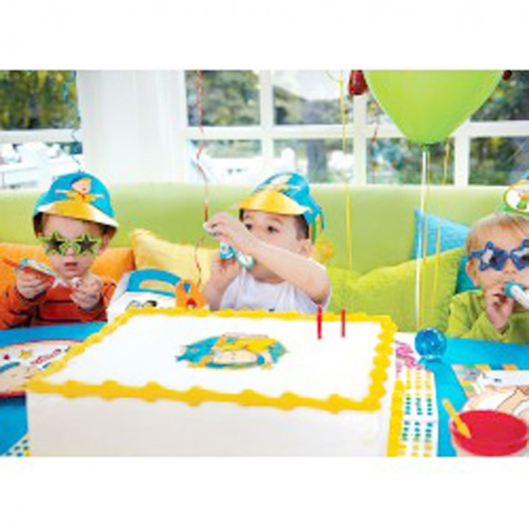 Caillou Birthday Cake Ideas Picture in Birthday Cake