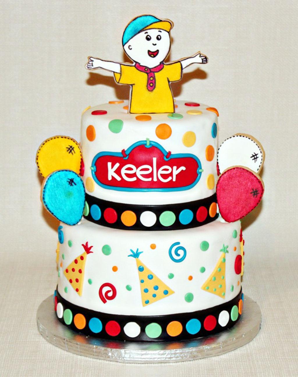 Caillou Birthday Cake Pictures Birthday Cake Cake Ideas