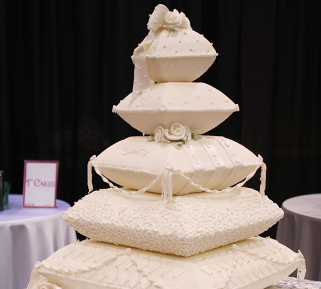Wedding Cake Design Patterns : Canton Wedding Cake Design 5 Wedding Cake - Cake Ideas by ...
