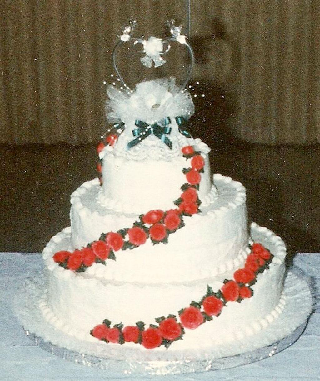 Wichita Wedding Cakes