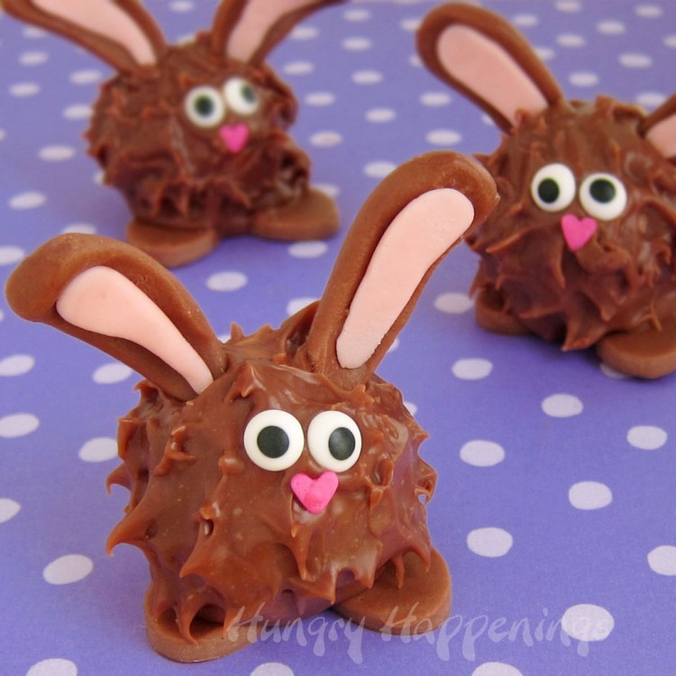 Chocolate Easter Egg Candy Recipes Picture in Chocolate Cake