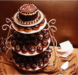 1024x685px Chocolate Wedding Cakes Raleigh Nc Design Picture in Wedding Cake