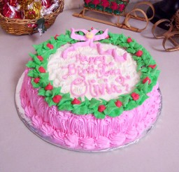 1024x1024px Christmas Birthday Cakes Pinterest Picture in Birthday Cake