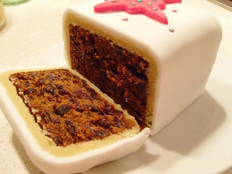Christmas Cakes Recipes Chocolate Picture in Chocolate Cake
