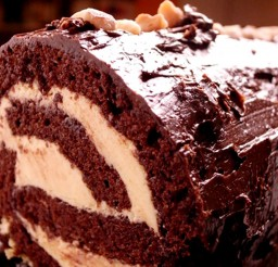 1024x815px Christmas Chocolate Cake Recipes Picture in Chocolate Cake