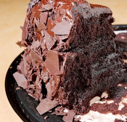 1024x1264px Costco All American Chocolate Cake Picture in Chocolate Cake