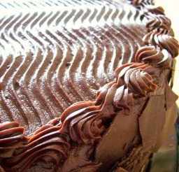 1024x1363px Costco All American Chocolate Cakes Picture in Chocolate Cake