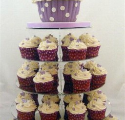1024x1681px Cupcake Wedding Cakes Design Picture in Wedding Cake