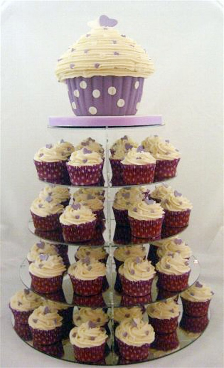 Cupcake Wedding Cakes Design Picture in Wedding Cake