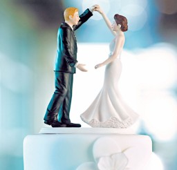 1024x1229px Dancing Couple Wedding Cake Toppers Picture in Wedding Cake