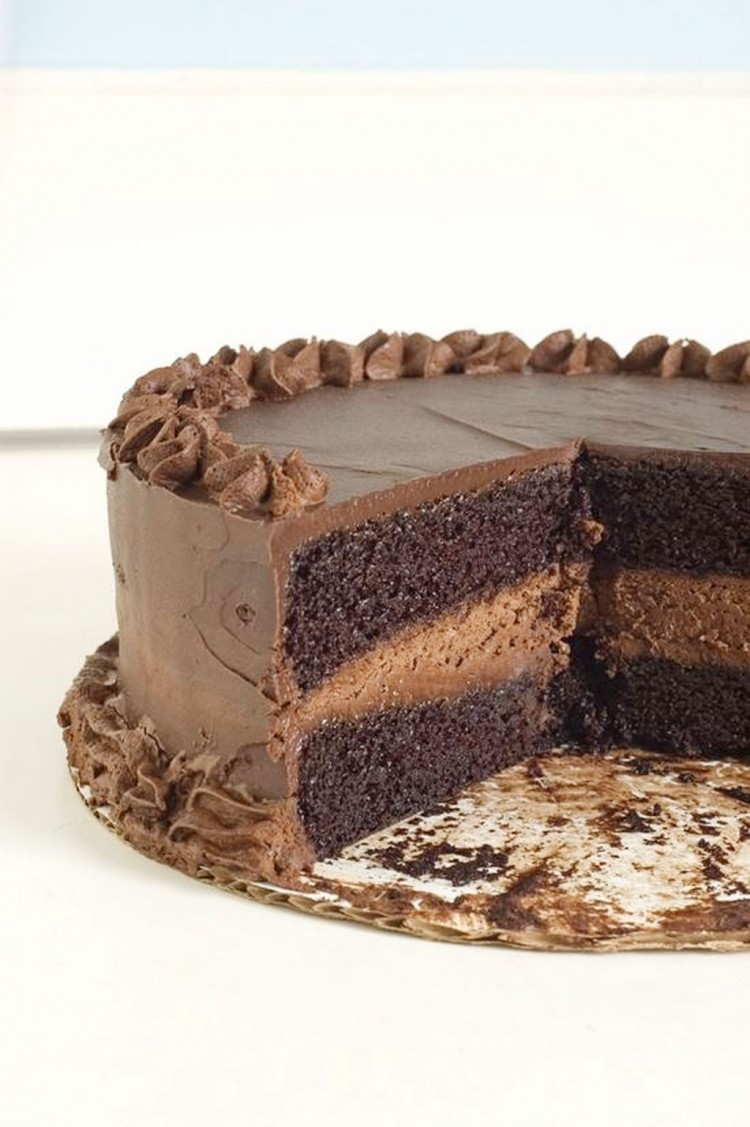 Delicious Beattys Chocolate Cake Picture in Chocolate Cake