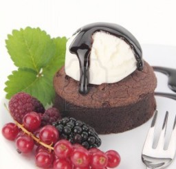 1024x1384px Delicious Dessert Chocolate Souffle Cake Picture in Chocolate Cake