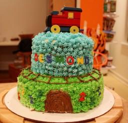 1024x870px Desmonds Train Kroger Birthday Cakes Picture in Birthday Cake