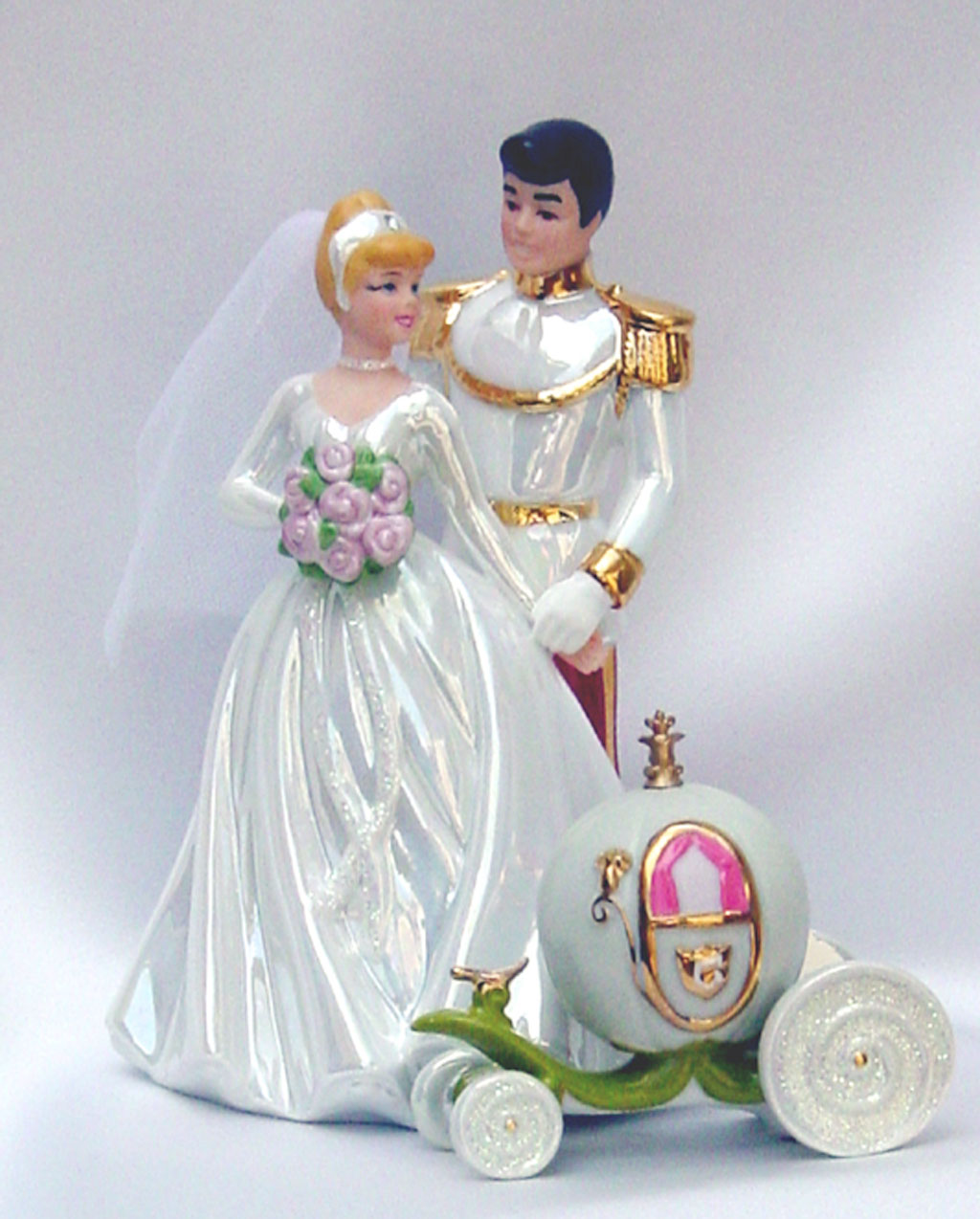disney cinderella wedding cake toppers disney cinderella wedding cake topper wedding cake cake 13549