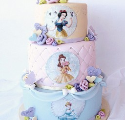 1024x1460px Disney Princess Birthday Cake Pictures Picture in Birthday Cake